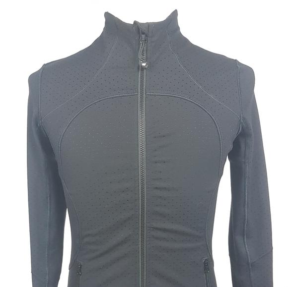 lululemon athletica Jackets & Blazers - Lululemon Black Jacket Women's Size 10